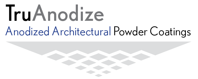TruAnodize: Anodized architectural powder coatings